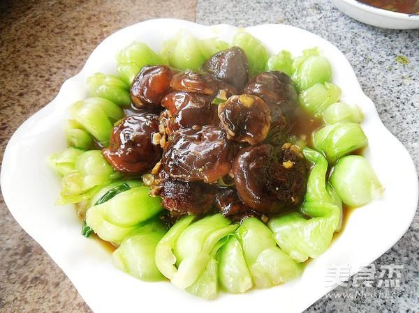 香菇油菜怎样做