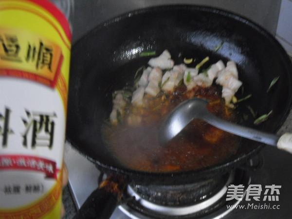干锅菜花怎么炒