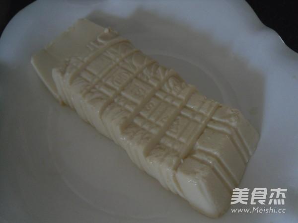 蟹肉金沙豆腐的简单做法