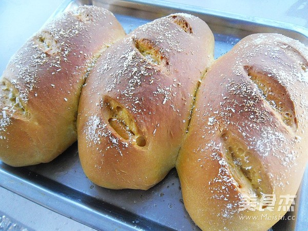 列巴面包怎样煸