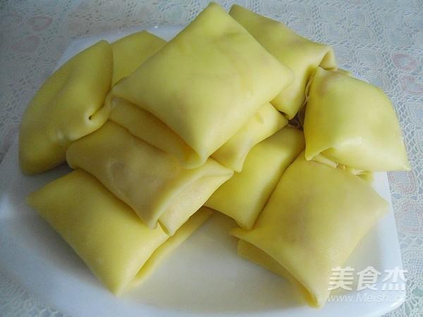 芒果班戟怎样煮