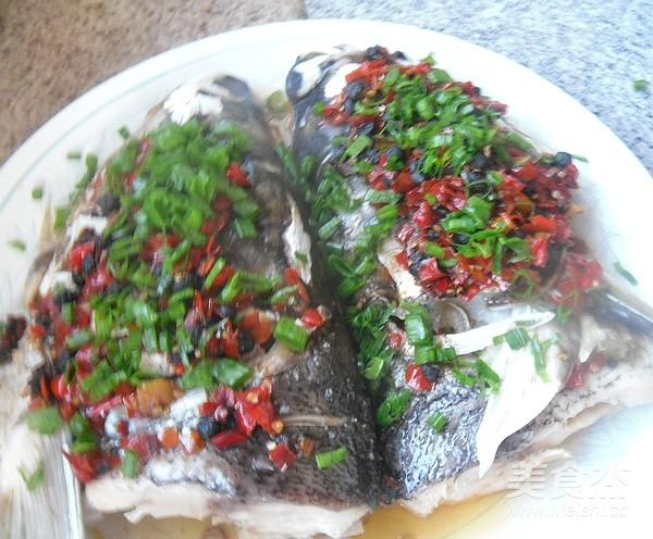 豉香剁椒鱼头怎样做
