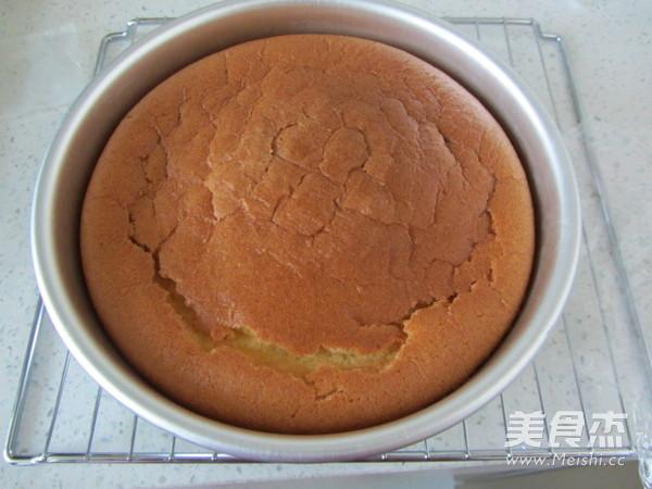 简单的生日蛋糕的做法大全
