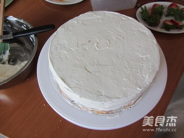 简单的生日蛋糕怎样做