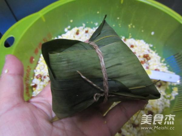 尖角素粽子怎样做