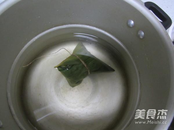尖角素粽子怎样炒