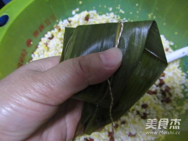 尖角素粽子怎样煮