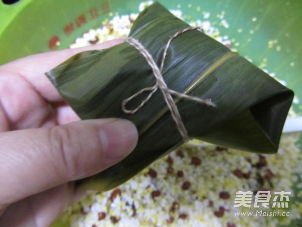 尖角素粽子的做法大全