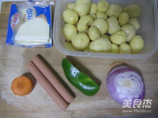 焗土豆泥的做法大全