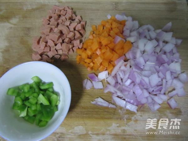 焗土豆泥的做法图解