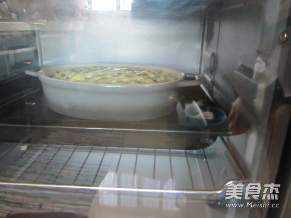 焗土豆泥怎样煮