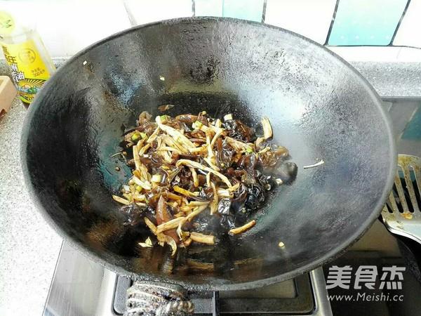 老北京打卤面的家常做法