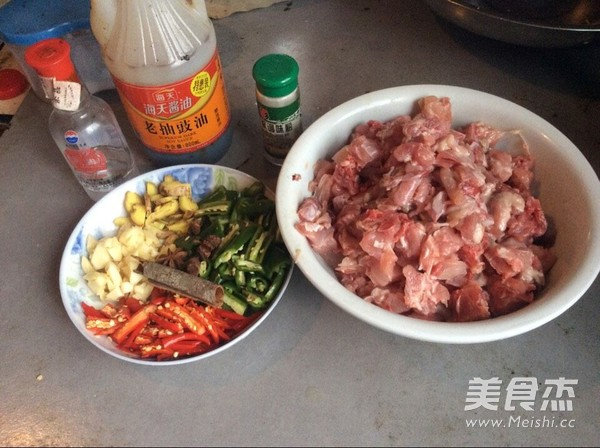 红烧兔肉的做法大全