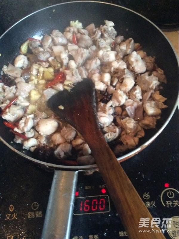红烧兔肉的家常做法