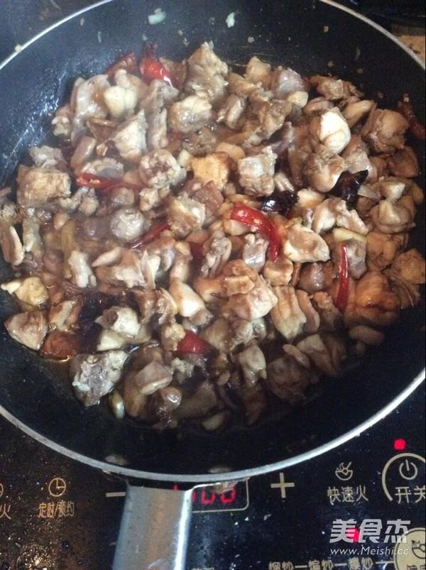 红烧兔肉的简单做法