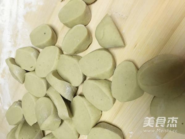 苦荞蒸饺的家常做法