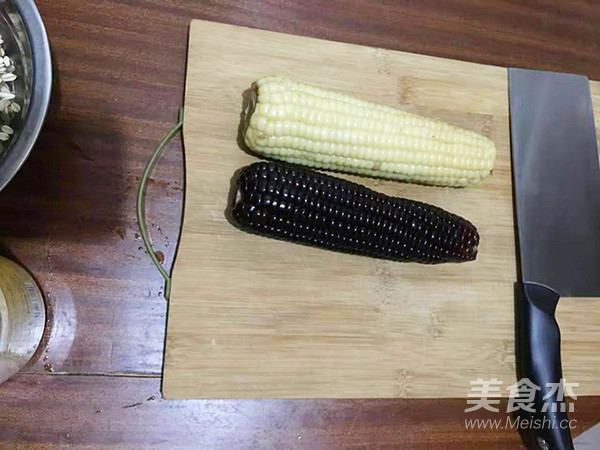 米伴侣玉米粥的做法大全