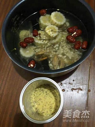 米伴侣玉米粥的做法图解