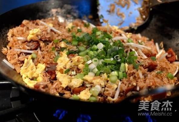 520爱心叉烧肉谷膳饭怎么吃