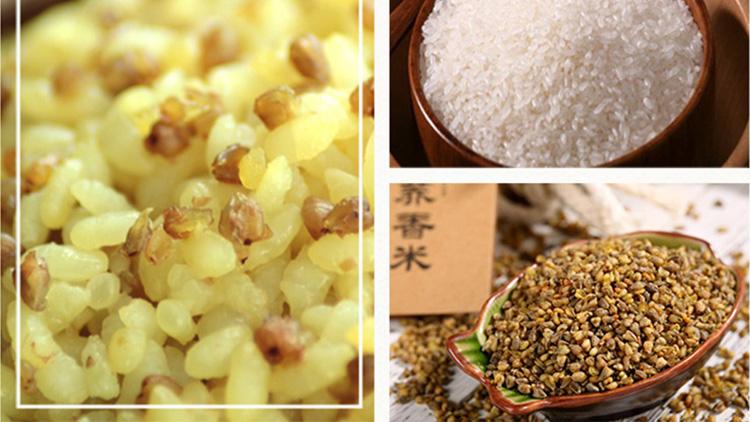 苦荞大米饭的家常做法