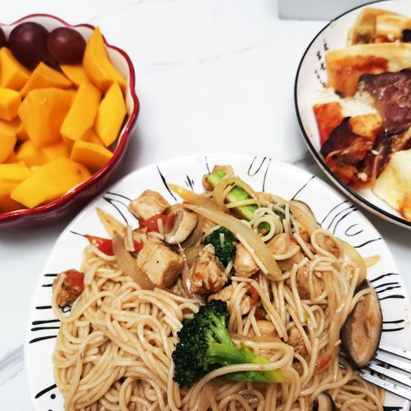 中式意大利面-石墨玉米面怎么吃
