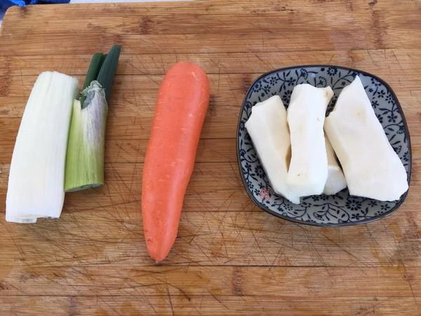 胡萝卜山药还可以这样吃的做法大全