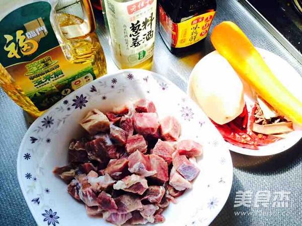 胡萝卜土豆炖牛肉的做法大全