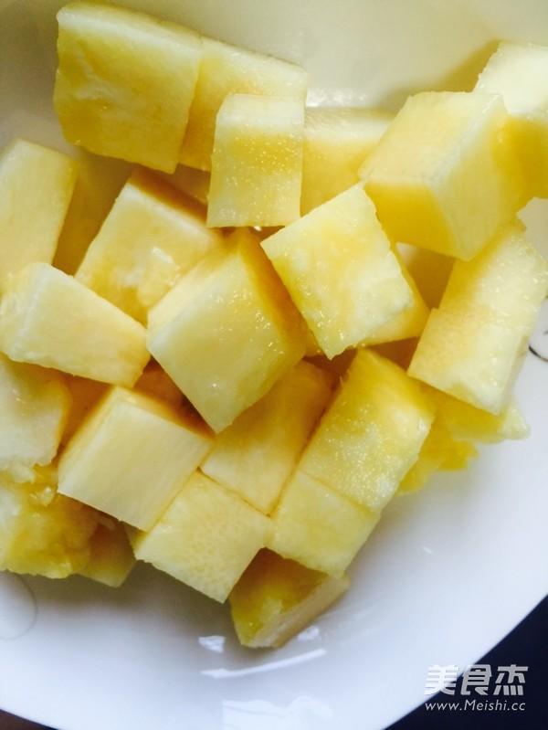 菠萝古老肉怎么做