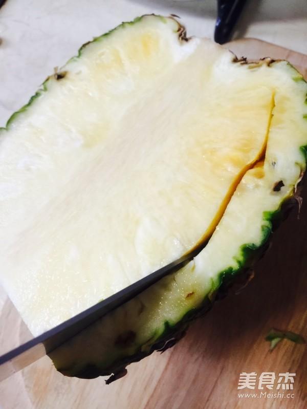 菠萝古老肉的家常做法