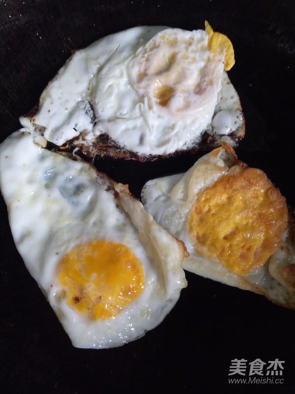 鸡蛋炒面的做法图解