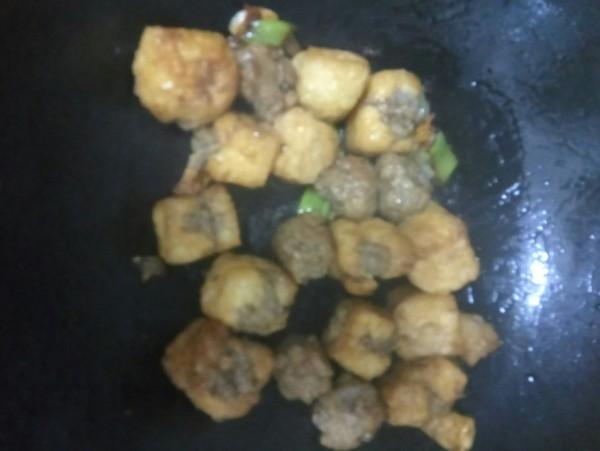 豆腐泡塞肉简单好吃怎么炖