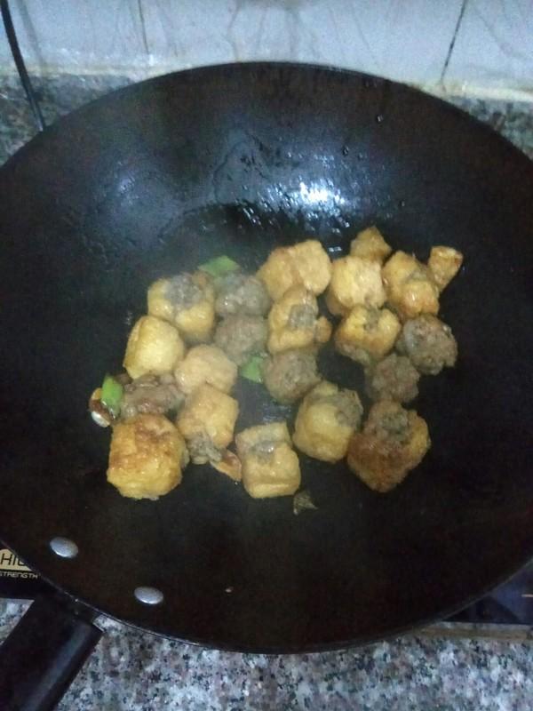 豆腐泡塞肉简单好吃怎么煸