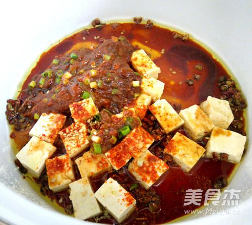 私家麻婆豆腐怎么做