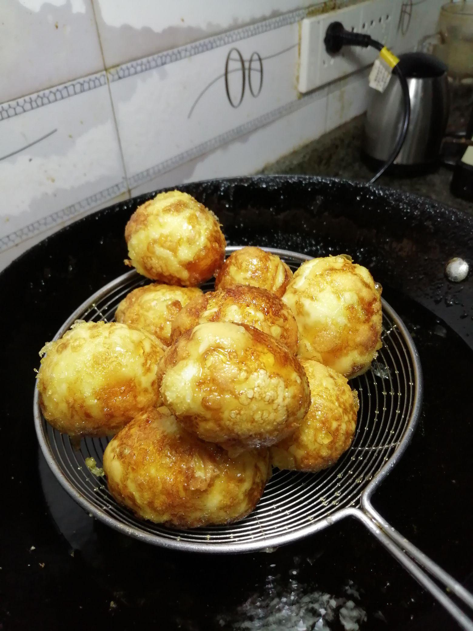 简单的虎皮鸡蛋怎么炒