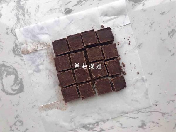 山核桃巧克力软糖怎么煸