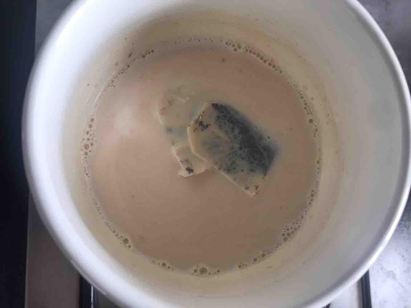 焦糖奶茶蛋糕的简单做法