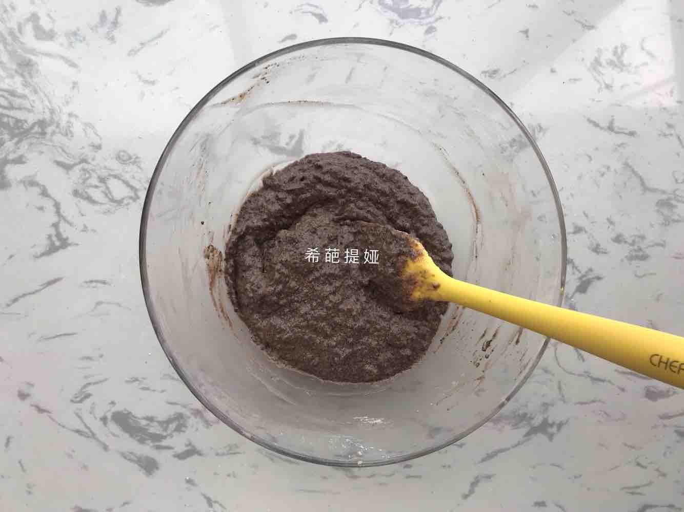 奥利奥纸杯蛋糕怎么煮