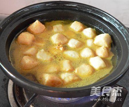 港式咖喱鱼蛋怎么吃