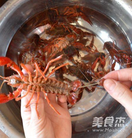 湖南香辣小龙虾的做法图解