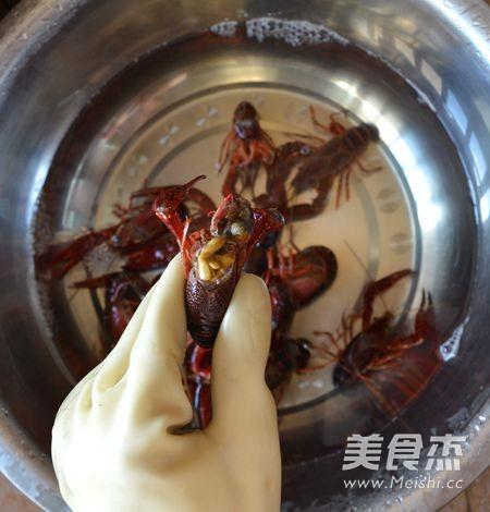 湖南香辣小龙虾的家常做法