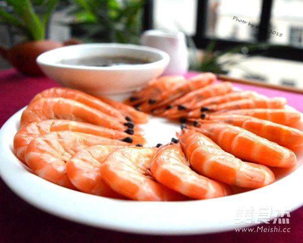 广东白灼虾怎么煸