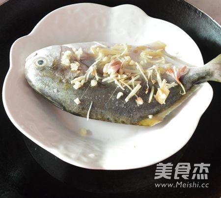 广东清蒸金鲳鱼怎么炒