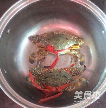 广东姜葱炒蟹的做法大全
