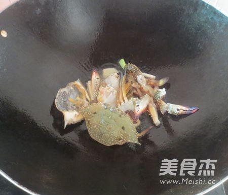 广东姜葱炒蟹怎么吃