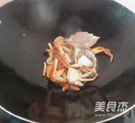 广东姜葱炒蟹怎么炒