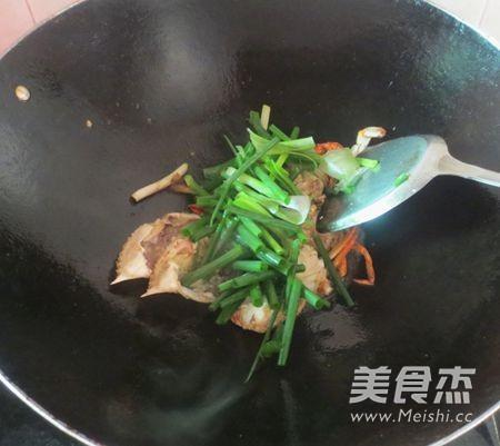 广东姜葱炒蟹怎么煮