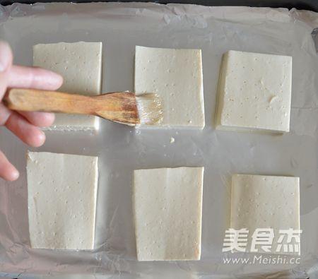 香辣烤豆腐的简单做法