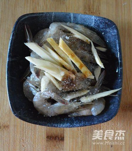 香菇鲜虾粥怎么炖