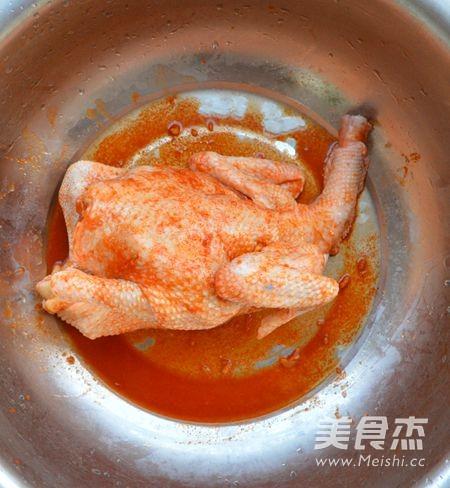奥尔良烤鸡怎么吃