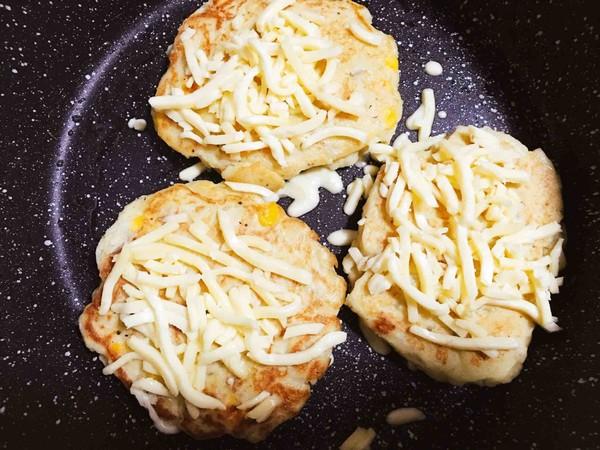 香煎芝士土豆饼的步骤